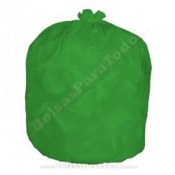 10 x 10 Bolsas Basura 85x105 cm G-95 Verde