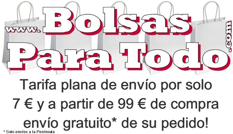 Tarifa plana de envío por solo 7 € y a partir de 99 € de compra, envío gratuito*!
