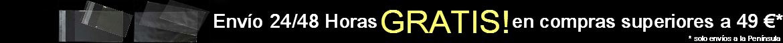 Envío 24/48 Horas GRATIS! en compras superiores a 49 €*